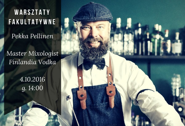 Master Mixologist Finlandia Vodka