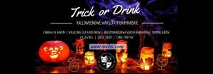 Trick or Drink