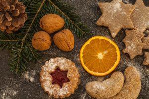 Koktajle świąteczne i sylwestrowe