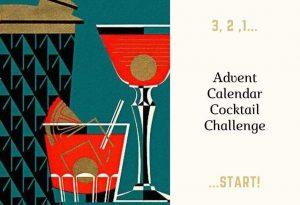 Advent Calendar Cocktail Challenge