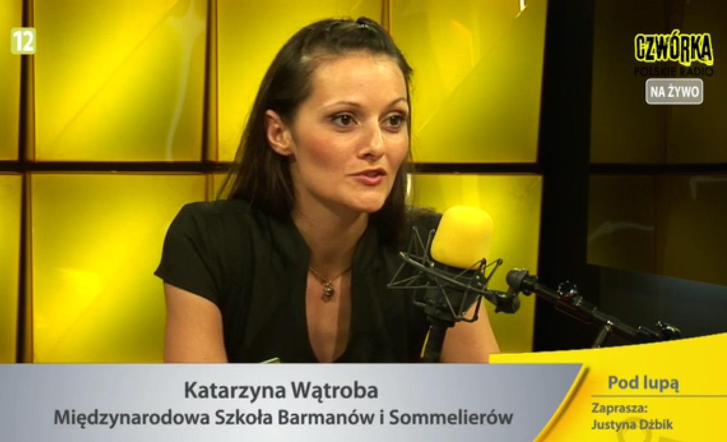 Katarzyna Wątroba Kurs Kelnerski