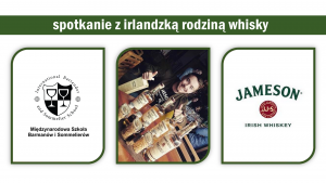 warsztaty whisky Jameson