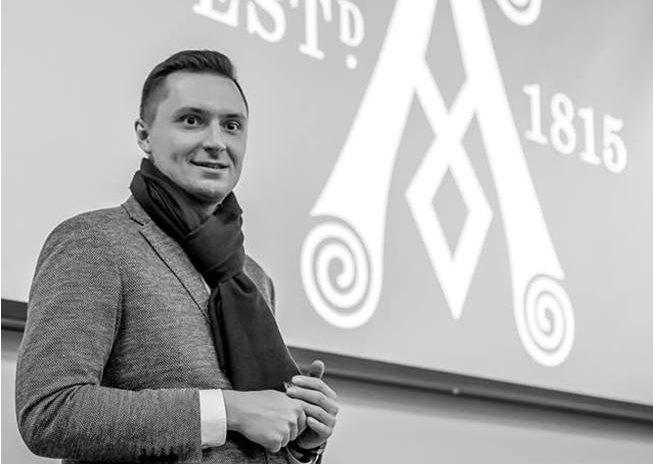 Jakub Grabowski - Spotkanie z Glenmorangie i Ardbeg Single Malt