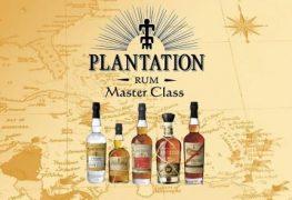 Plantation Rum Master Class
