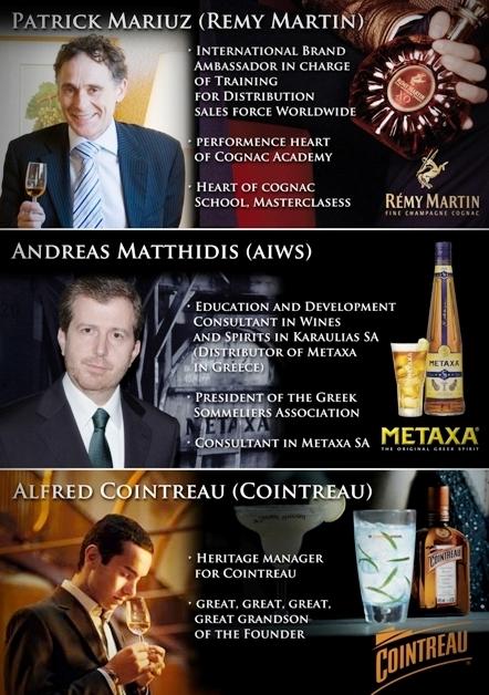 REMY MARTIN, METAXA