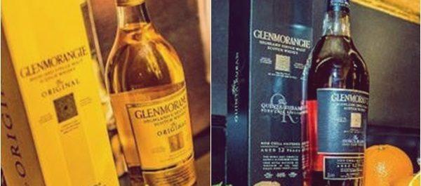 Spotkanie z Glenmorangie