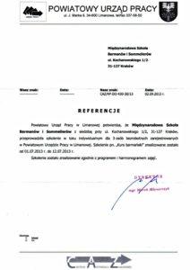 list-referencyjny