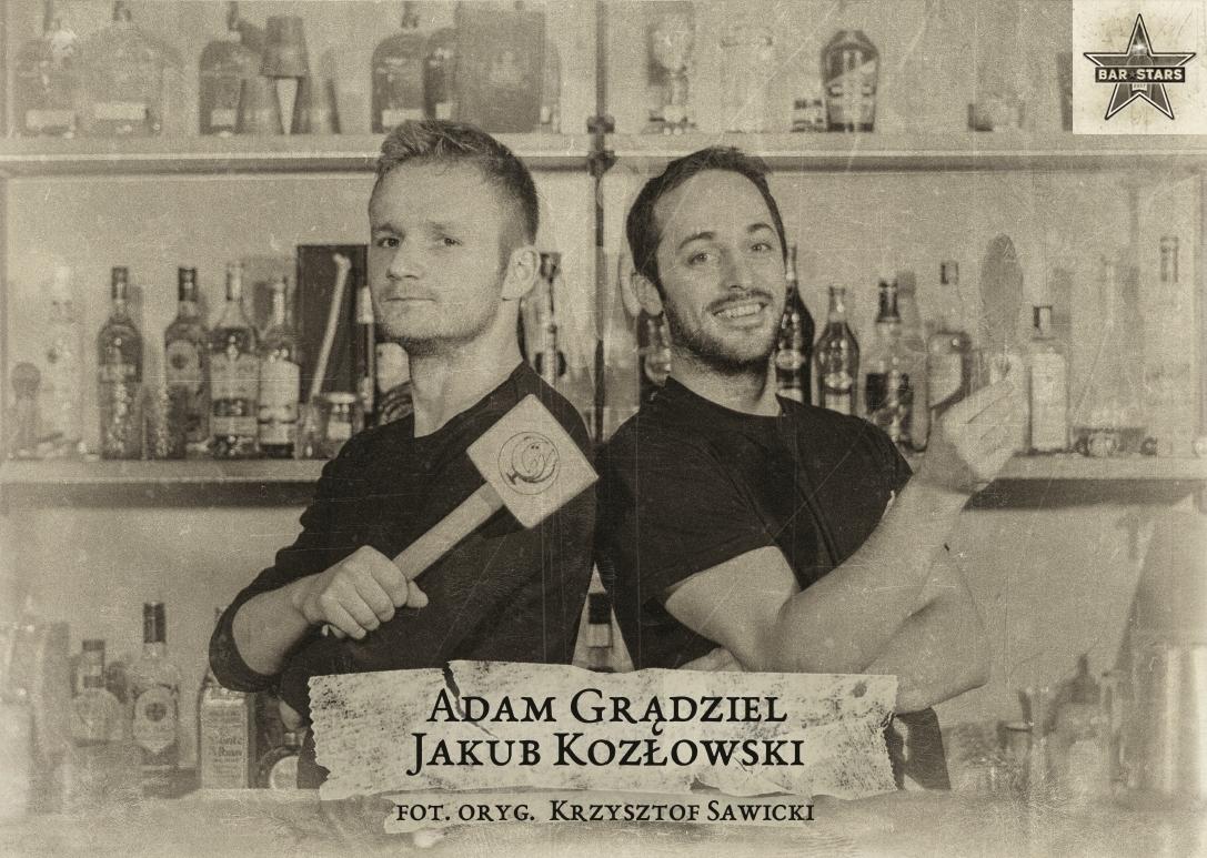 Adam Grądziel i Jakub Kozłowski
