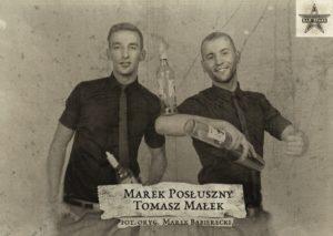 Tomek Małek i Marek Posłuszny
